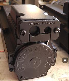 Bosch rexroth 3 fazni servo motor mkd041b 144 kg0 kn for Bosch rexroth servo motor